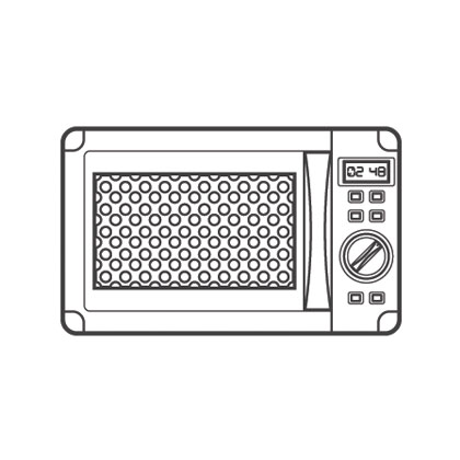 Six ways to improve microwave cooking using solid-state