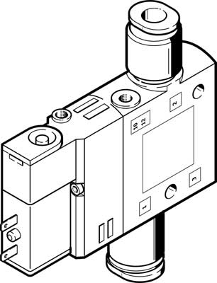 Smc Pneumatic Valves SMC Lockout Valve Wiring Diagram ~ Odicis