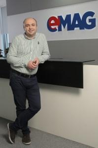 Tudor Manea-Vicepresident HR-and Technology Director-eMAG