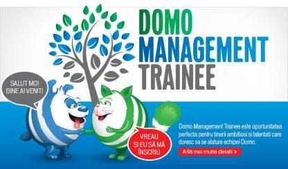 DOMO Management Trainee