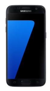 Samsung Galaxy S7 Black Onyx Front