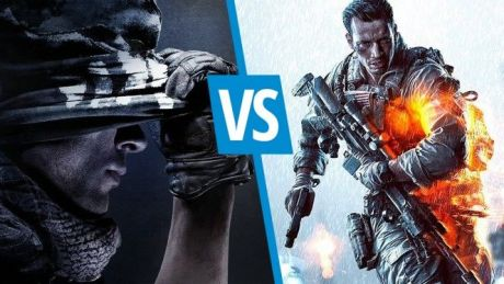 COD Ghosts vs Battlefield 4