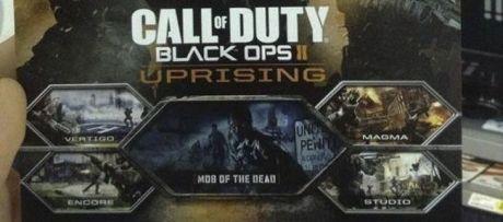 DLC Uprising de Black Ops 2