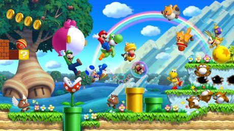 New Super Mario Bross U