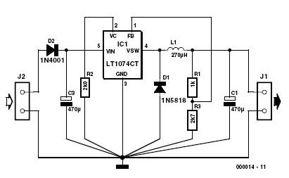 12 Volt Power Adapter Amp Power Adapter Wiring Diagram