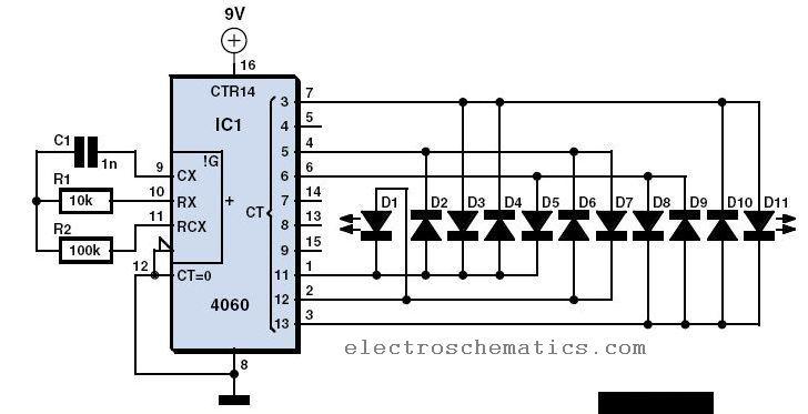 miniature christmas lights wiring diagram 2000 ford focus audio random blinking led