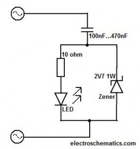 Simple LED Circuit