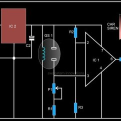 T1 Line Wiring Diagram How Do You A Stem And Leaf Smoke Detector Circuit