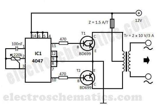 12v led battery monitor car battery checker assembling kit circuit