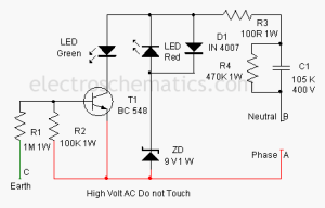 Electrical Miracles: Earth Fault Indicator circuit