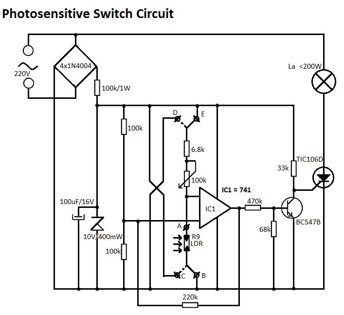 wiring schematics and switches