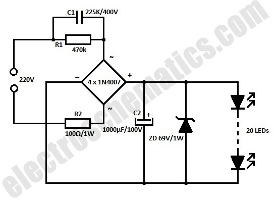 110v Led Chinese Wiring Diagram : 31 Wiring Diagram Images