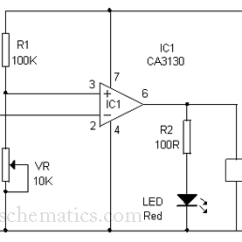 Electronics Mini Projects With Circuit Diagram 7 Pin Trailer Plug Wiring Chevy Shadow Alarm