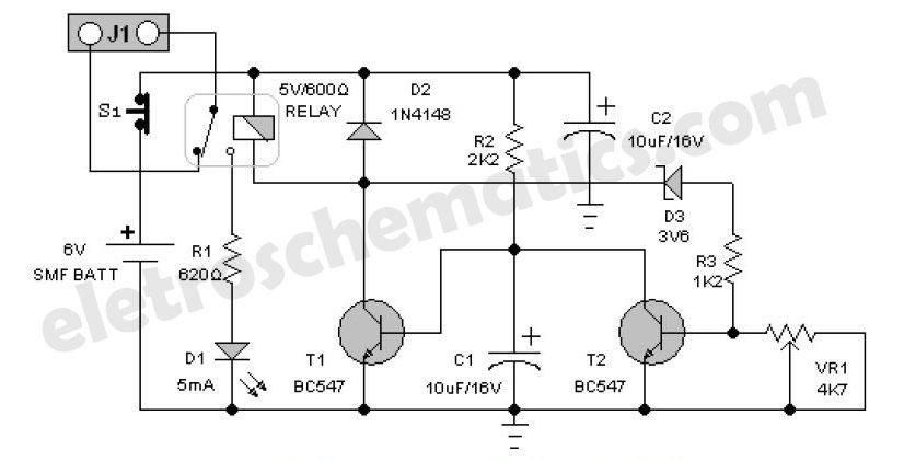 China Emergency Light Circuit. Finest Emergency Led Light
