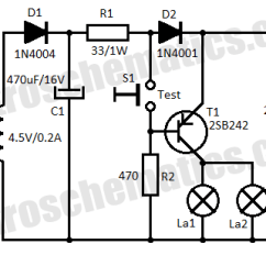 Emergency Light Test Switch Wiring Diagram Rs232 Great Installation Of Automatic Circuit Rh Electroschematics Com Lighting