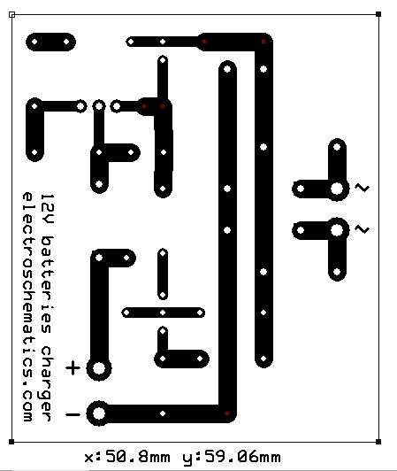 30v Power Supply Circuit Diagram 12v Battery Charger Circuit