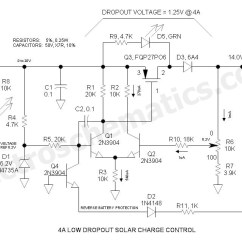 Solar Pv Wiring Diagram 1998 Honda Accord Starter 12v Charge Controller Circuit Ldo Control Schematic