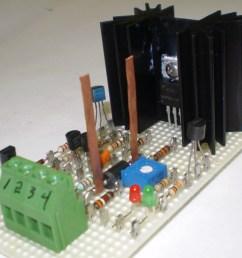 6v ldo solar control photo [ 1530 x 1148 Pixel ]