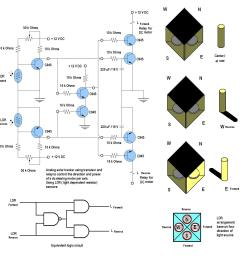 solar lantern circuit diagram images [ 1356 x 1399 Pixel ]