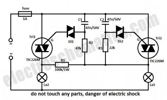 Backup Light Circuit