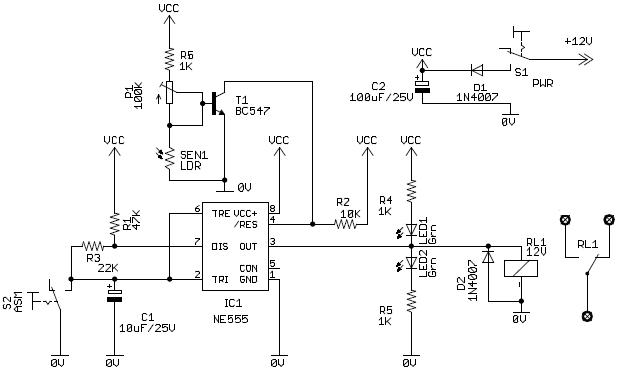 car lighting system wiring diagram 13 pin towing electrics adaptive schematic circuit