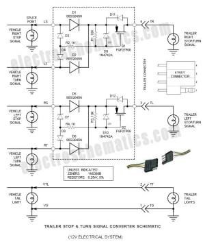 Trailer Stop & Turn Signal Converter