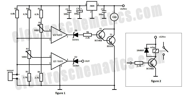 TL072 Circuits