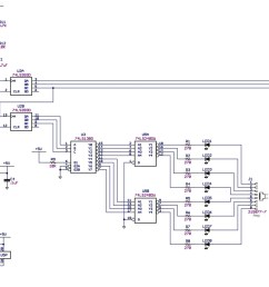 network cable tester circuitnetwork cable schematic 13 [ 1236 x 685 Pixel ]