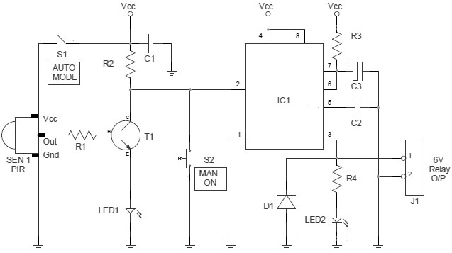 Air Tap Wiring Diagram. Schematic Diagram. Electronic