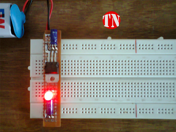 This Tutorial Continues On From Atmega8 Breadboard Circuit Part 1