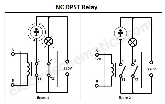 dpst relay