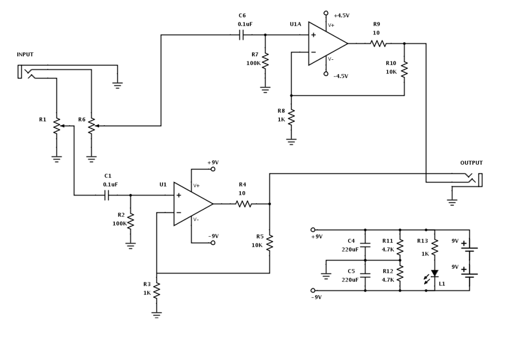 medium resolution of cmoy headphone amp