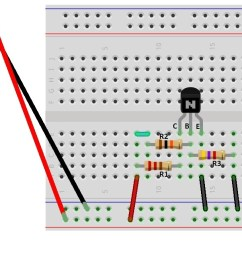 simple breadboard connection [ 1374 x 648 Pixel ]