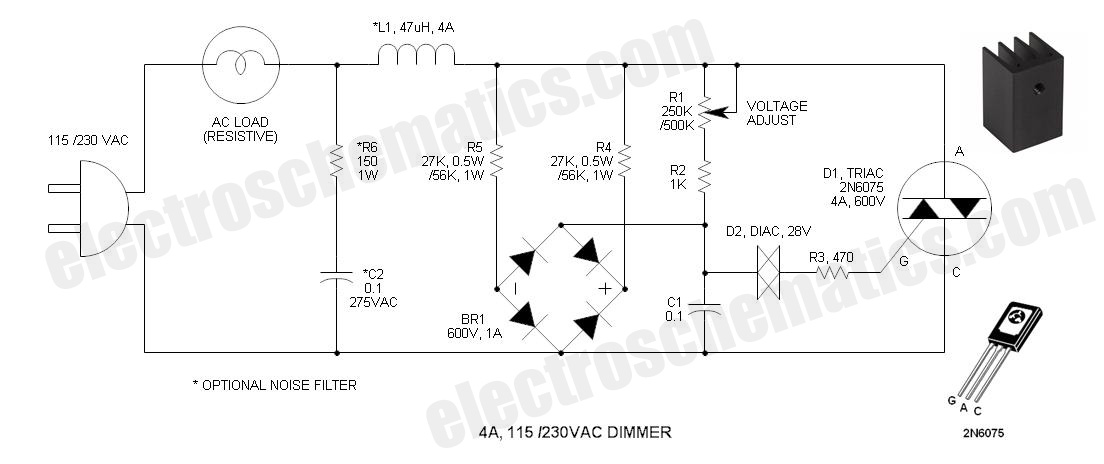 120v Ac Led Light Circuit Diagrams