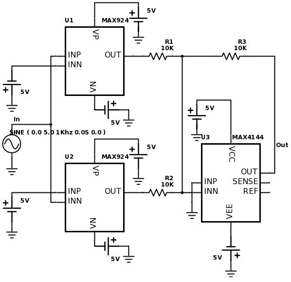 Harmonics Generator Circuit
