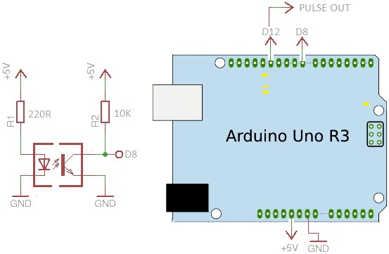 Optical Encoder Circuit Diagram Moreover Encoder Circuit Diagram