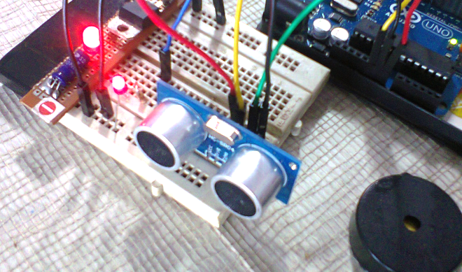 Motion Sensor Switch Circuit