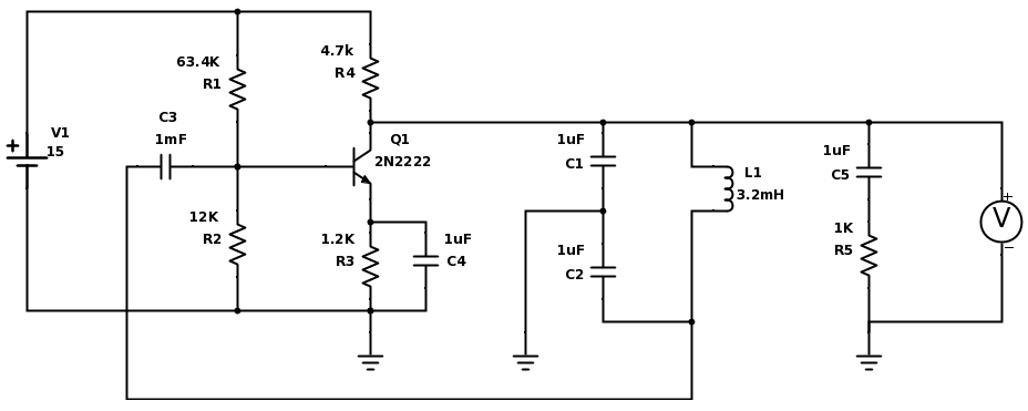 home tested charge pump voltage controlled oscillator