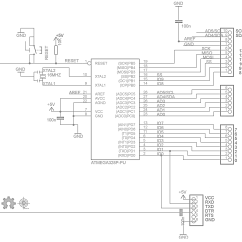 Arduino Wiring Diagram Whirlpool Duet Sport Dryer Build Your Own And Bootload An Atmega