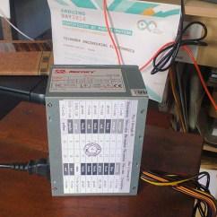 Atx 450w Smps Circuit Diagram 2002 Chevy Silverado Wiring Radio Pc Hacking Hack