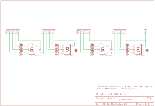 small resolution of the only different thing is our sketch we should consider that with this kind of configuration a certain led segment will light when the corresponding