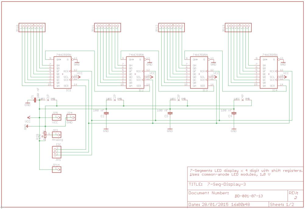 medium resolution of daisy chain wiring diagram audio wiring diagram meta arduino daisy chain shift register with 74hc595 daisy