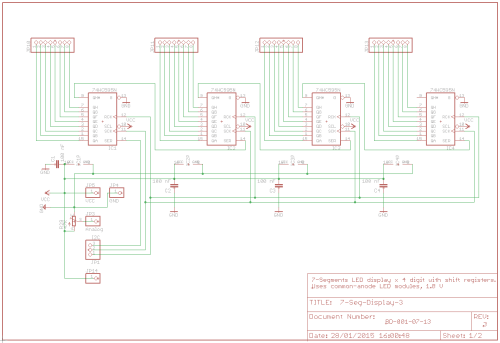 small resolution of daisy chain wiring diagram audio wiring diagram meta arduino daisy chain shift register with 74hc595 daisy