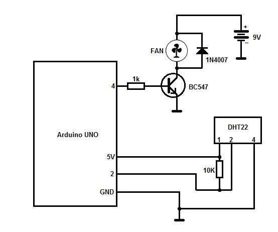 arduino 5v relay wiring