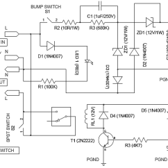 Simple Wiring Diagram Vw Dune Buggy 1995 Dodge Ram 1500 Ignition Automatic Hotel Room Keycard Power Switch