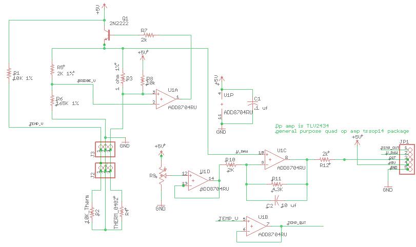 Anemometer Wiring Diagram Measuring Air Flow