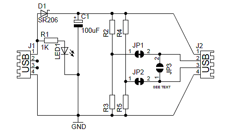 Usb Microphone Wiring Diagram Diy Usb Condom Circuit