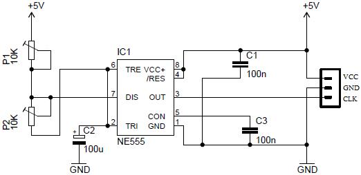 Layman's RGB LED Module Circuit