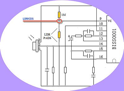pir wiring diagram lighting perkins diesel timing night security light with hacked sensor