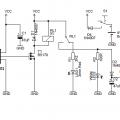 Motion-Sensing Security Light Circuit